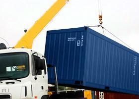 Перевозка бытовок, вагончиков и блок-контейнеров