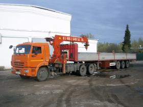 Манипулятор длинномер 20 тонн