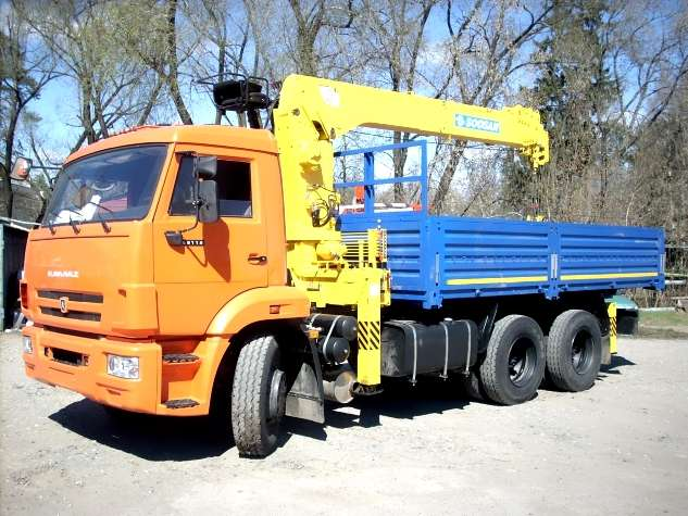 КАМАЗ 65115